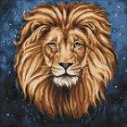 Алмазная вышивка Созвездие льва