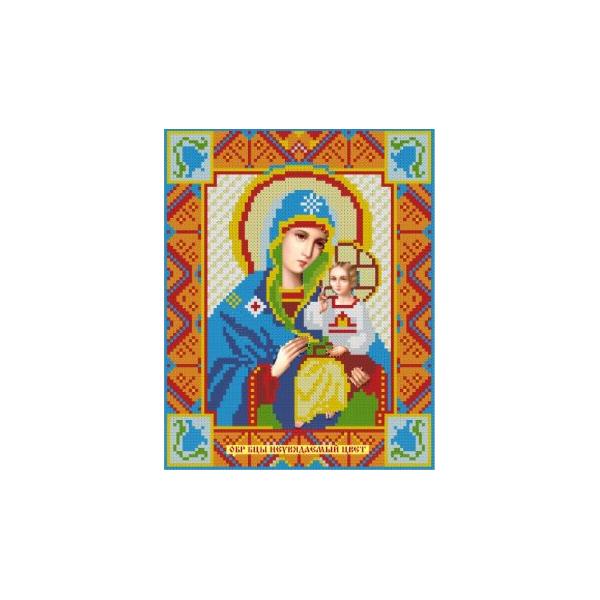 Алмазная живопись Икона «Неувядаемый цвет»