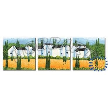 Городок в Провансе