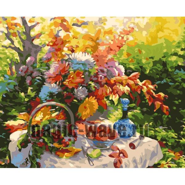 Картинки пейзажи природы в раскрасках