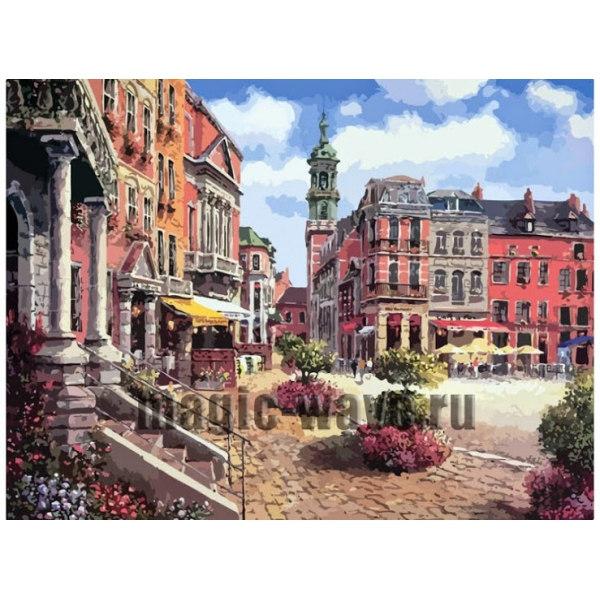Шарлеруа. Бельгия
