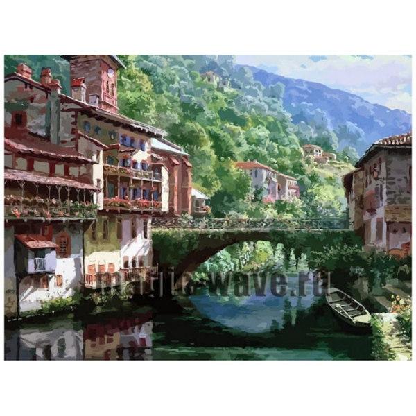 Древний мост через Нив