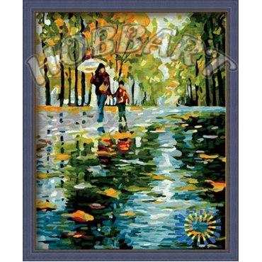 Дождливой осенью
