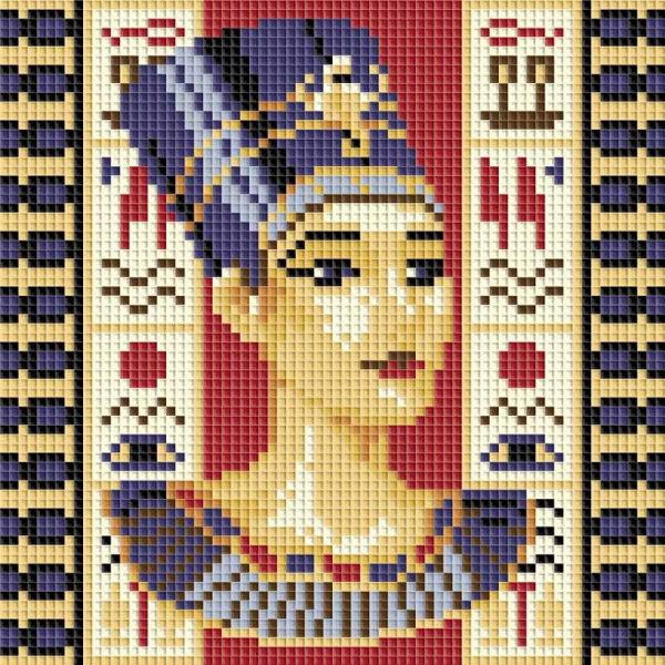 Алмазная вышивка Нефертити