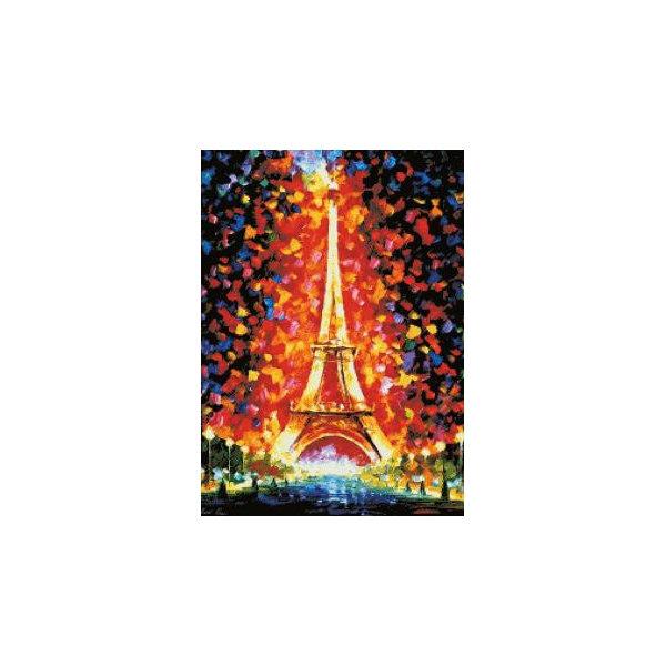 Алмазная вышивка Париж