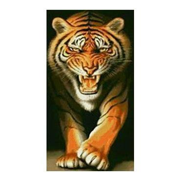 Алмазная вышивка Тигр