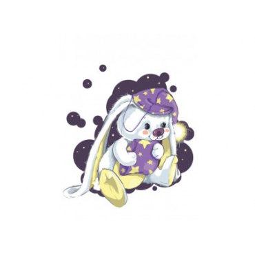 Сонный зайчик