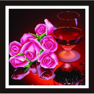 Алмазная вышивка Романтический вечер