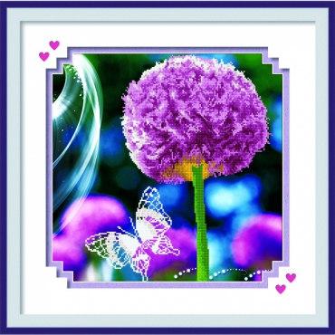 Алмазная вышивка Краски лета