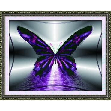 Алмазная вышивка Бабочка