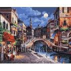 Алмазная вышивка Венеция
