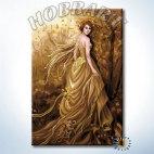 В золотых одеждах осени (без подрамника)