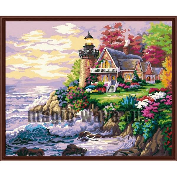 Дом с маяком