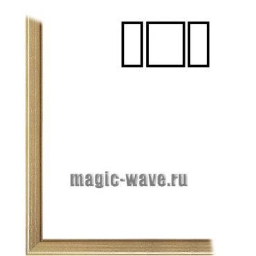 Рамка для триптиха Cristina (размер 50*80)