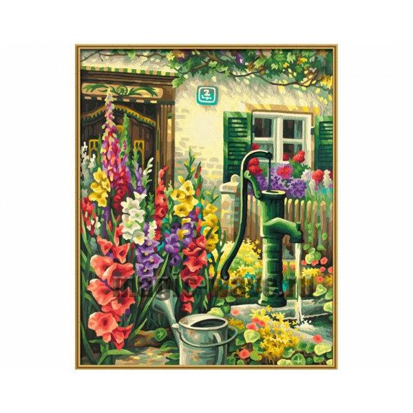 Цветник  у дома