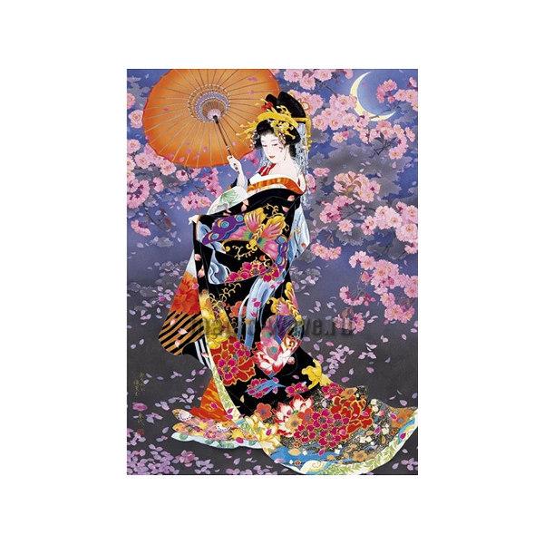 Японская женщина