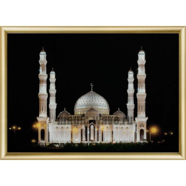 Алмазная вышивка Мечеть