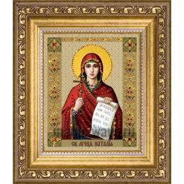 Алмазная вышивка Святая мученица Наталия