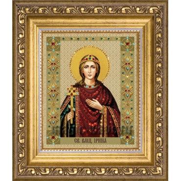 Алмазная вышивка Святая мученица Ирина