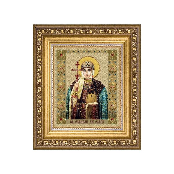 Алмазная вышивка Святая княгиня Ольга