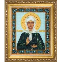 Алмазная вышивка Матрона Московская