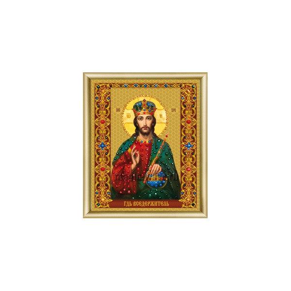 Алмазная вышивка Господь Вседержитель