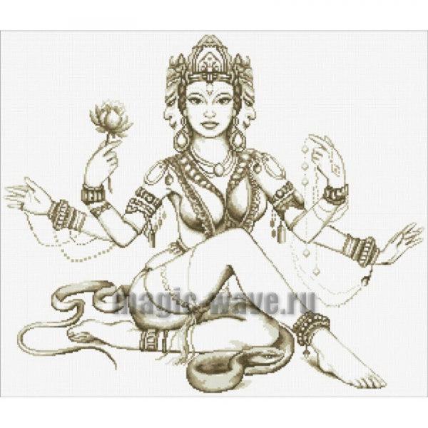 Алмазная вышивка Мифы Индии
