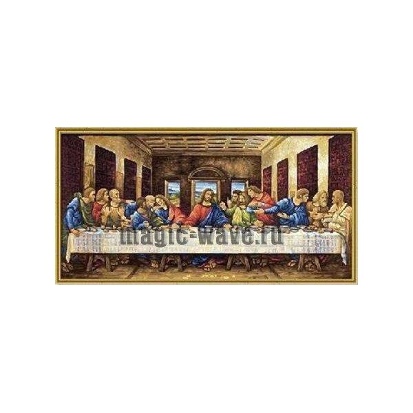 Тайная вечеря Леонардо да Винчи