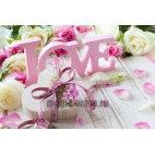 Алмазная вышивка Любовь