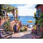 «Итальянский дворик» Сен Кима
