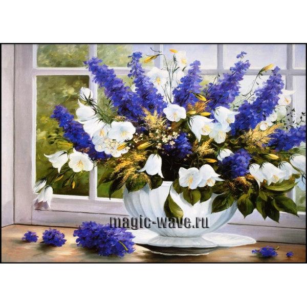Букет на окне (производитель Menglei)