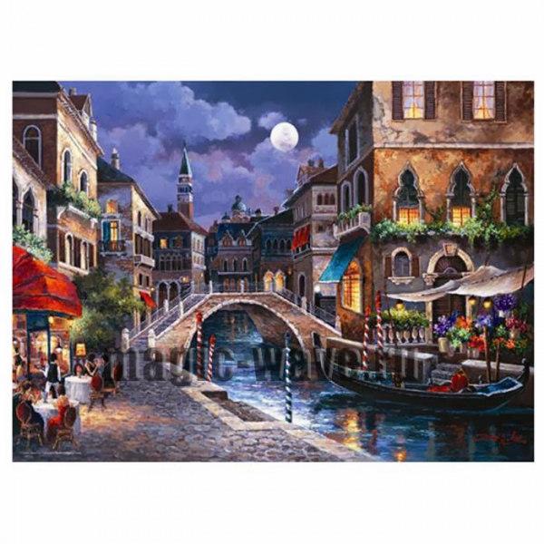 Ночная Венеция (производитель Plaid США)