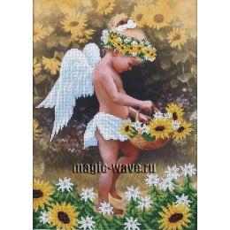 Вышивка бисером Мой ангел