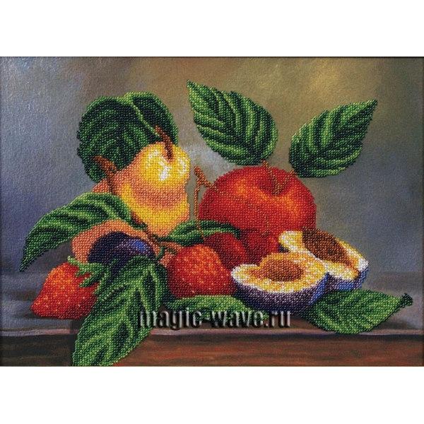 Вышивка бисером Ассорти фруктов
