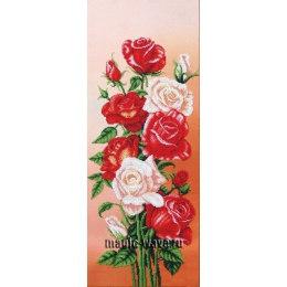 Вышивка бисером Вдохновение. Розы