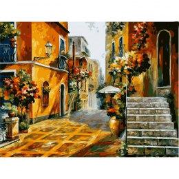 На улочках Италии