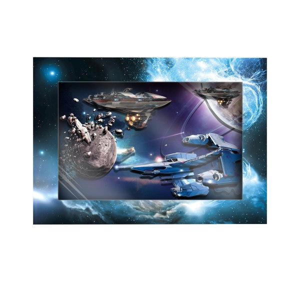 Аппликация VIZZLE Звездный патруль