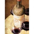 Алмазная вышивка Вино