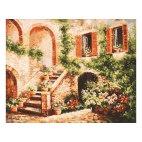 Цветущий дворик