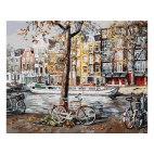 Осенний Амстердам