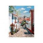 Улочка в португальском поселке