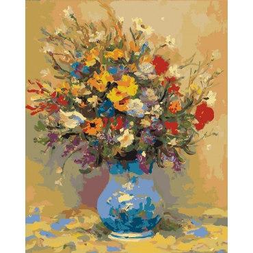 Букет луговых цветов