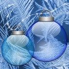 Алмазная вышивка Елочные шары