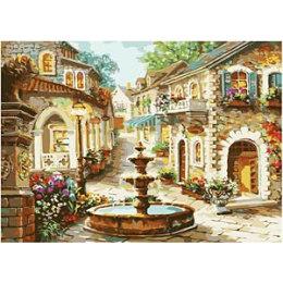Городской фонтанчик