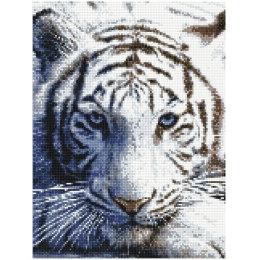 Алмазная вышивка Тигриный взгляд