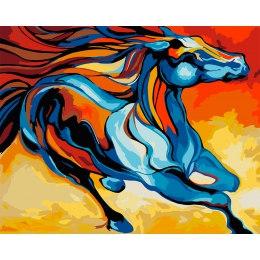 Сказочная лошадь