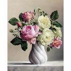 Алмазная вышивка Аура роз