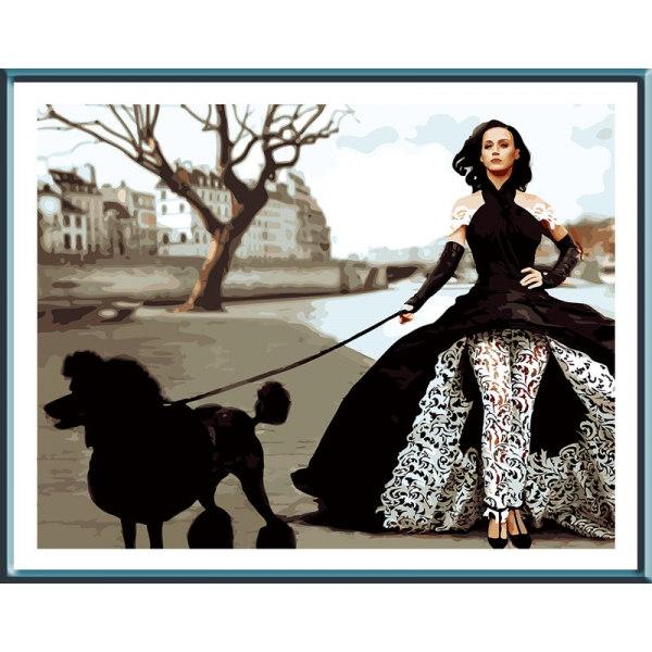 Дама с собачкой
