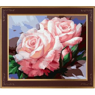 Розы шебби-шик