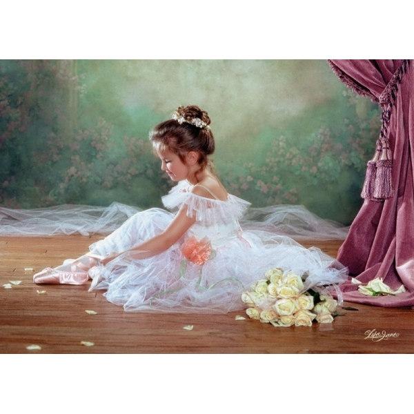 Пазл Балерина
